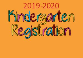 2019-20 Kindergarten Registration