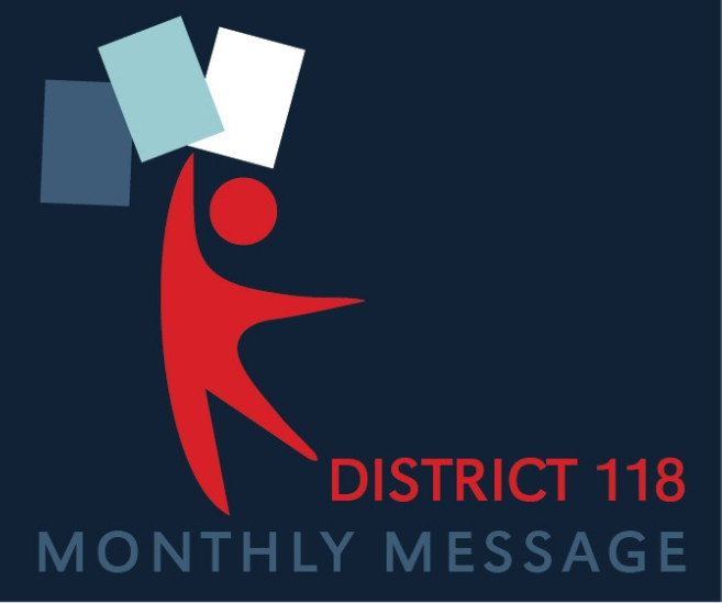 June 2018 District Monthly Message