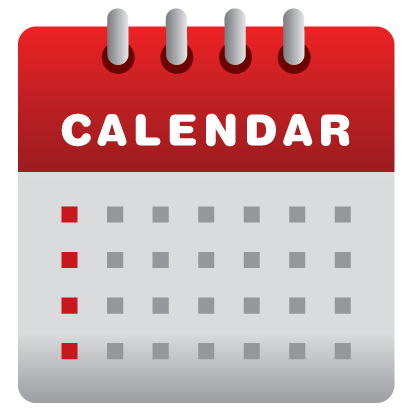 Band/PAE Events Calendar